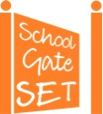 School Gate SET logo